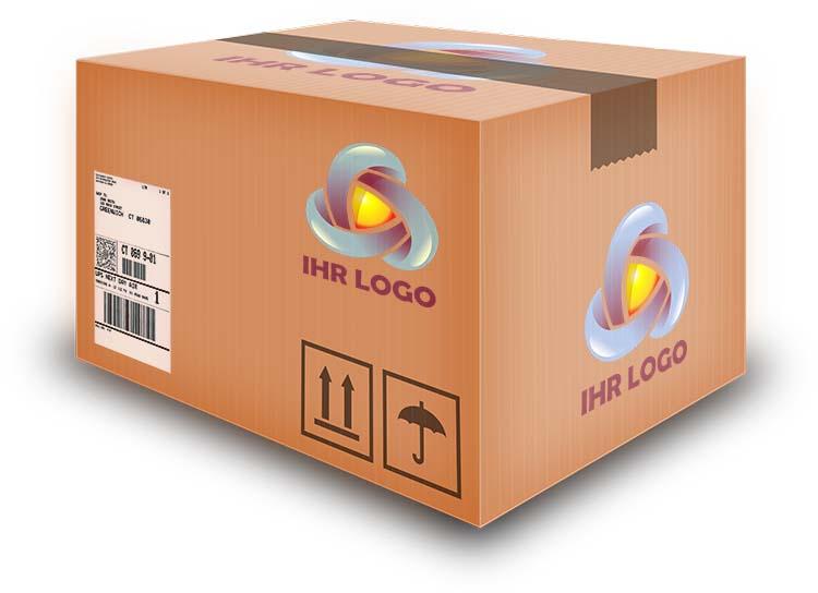 NAP carPARTS box mit Logo